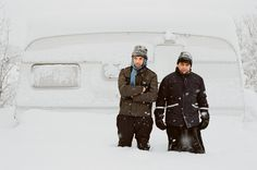 Taking the polar route: the refugees in limbo in Norway | World news | The Guardian