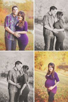 Fall Maternity Photos | Hampton Roads, VA :: maternity photographer @ Jenna Miller Photography | Hampton Roads, VA