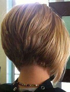 Resultado de imagen de bob hairstyle back view