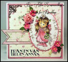 Pysseldags: Ett rooosa kort av DT Rosa  http://blog.pysseldags.com/2014/03/ett-rooosa-kort.html