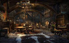 Aifur Viking Tavern I Ways Of Wyrd Series Vikings