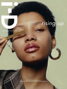 "i-D Magazine issue 342 ""The New Luxury"""