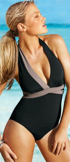 Best Swimsuits for Women Over 40, 50, 60 - (article) - at http://boomerinas.com/2011/12/26/best-swimsuits-for-women-over-40-50/