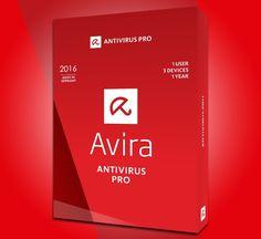 Avira Free Antivirus 2016 Crack and Serial key Full Download