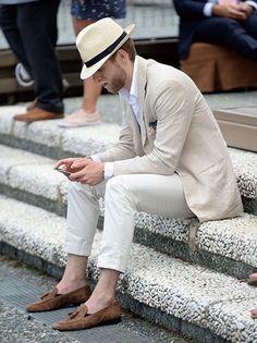 Napoly Style. Estilo napolitano italiano. Pantalon bespoke ...