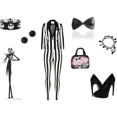 """""""Halloween costume 2"""" by bluecastro on Polyvore"""