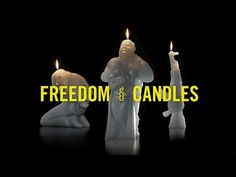 These beautifully designed candles for Amnesty International harbour something uplifting on the inside. When the candle is burned, the wax sculpture depicting the injustice burns away to reveal a new bronze figure inside, symbolising the positive change that human rights activism can help to effect.