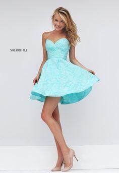 @Sherri Hill 50131 Spring 2016. #sherrihill #prom #camillesofwilmington #wilmington