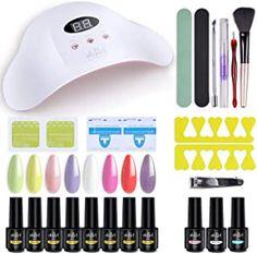best gel nail polish brands best gel nail polish brands best gel nail polish brands Gel Nail Polish Brands, Best Gel Nail Polish, Uv Gel Nail Polish, Uv Gel Nails, Gel Manicure, Pedicure, Manicure Tools, Uv Nail Lamp, Gel Extensions