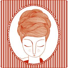 La Rana  #threefivefifty #05 #sticker #3550 #design #red Stickers, Red, Design, Decals