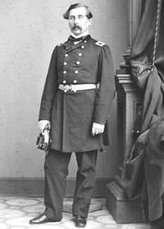 At the beginning of the American Civil War, Meagher joined the U.S. Army and rose to the rank of brigadier general.[1] He was most notable for recruiting and leading the Irish Brigade, and encouraging support among Irish immigrants for the Union
