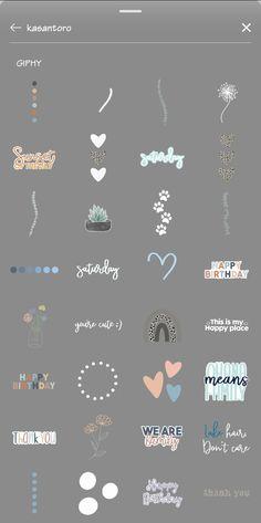 Instagram Words, Instagram Emoji, Iphone Instagram, Instagram Frame, Instagram And Snapchat, Instagram Blog, Instagram Story Ideas, Instagram Quotes, Creative Instagram Photo Ideas