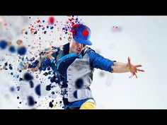 Dispersion2 Photoshop Action Tutorial - YouTube