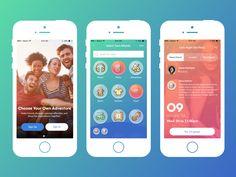 Affynity Iphone Screens by zayeem