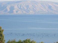 the Golan Heights & Sea of Galilee - Israel