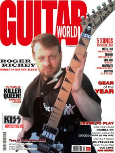 Check out Roger Richey on ReverbNation
