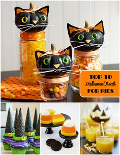 Halloween Party Ideas - Top 10 #Halloween Treats For Kids
