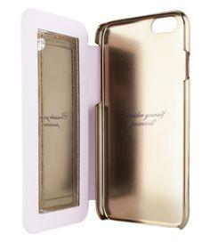 De Bodill iPhone 6 Booktype Case van Ted Baker is het perfecte hoesje voor jouw telefoon! (€55,00) #Bodill #iPhone6 #Booktype #Case #Smartphone #covers #TedBaker
