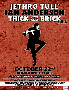 Jethro Tull and Jan Anderson plays Thick as a Brick 12 - 2013 Music Love, Art Music, Music Is Life, Rock Music, Rock Posters, Concert Posters, Music Posters, Band Posters, Norman Rockwell