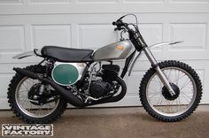 1973- Honda CR250M, RH Side