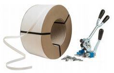 Taśma zestaw z paskowaczem do wiązania palet Bathroom Hooks, Toilet Paper, Toilet Paper Roll