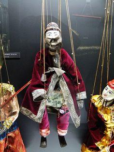 Alquimista - Marionetas do Myanmar