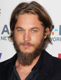 Travis Fimmel. Still would, even with that beard!!!