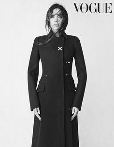 Victoria Beckham for Vogue Australia, August 2015