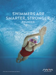 USA Swimming posters
