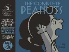 The Complete Peanuts 1987-1988 by Charles M. Schulz,http://www.amazon.com/dp/1606996347/ref=cm_sw_r_pi_dp_dCaJsb0F0WE6YMB6