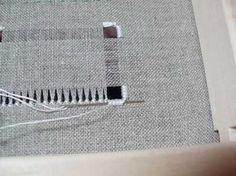 Hemstitch in Drawn Thread Embroidery – Photo Tutorial – Needle'nThread.com