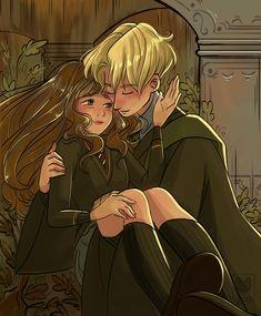 Harry Potter Artwork, Harry Potter Draco Malfoy, Harry Potter Drawings, Harry Potter Ships, Harry Potter Anime, Harry Potter Pictures, Harry Potter Fan Art, Harry Potter World, Harry Potter Memes