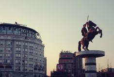 The Oddities of Skopje