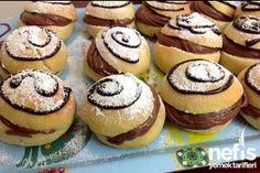 Alman Pastası Hazırlanışı