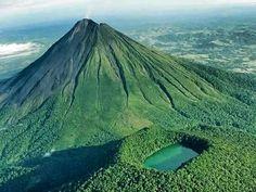 Volcan Santa María y Laguna de Chikabal, Quetzaltenango