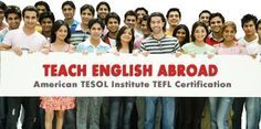 Best TEFL training course in India