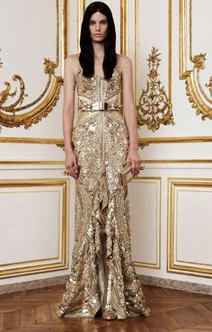 Givenchy couture collection by Riccardo Tisci