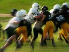 Could magnets make football helmets safer?