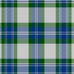 The Tartans of the Highland Frasers - Clan Fraser of Lovat
