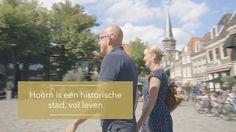 Hoorn is een historische stad, vol leven.