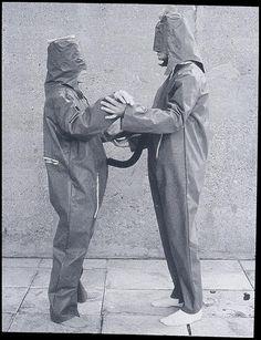 Lygia Clark, The I and You / Clothing-Body-Clothing, 1967