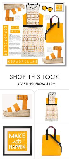"""""""Espadrilles"""" by mmk2k ❤ liked on Polyvore featuring rag & bone, MSGM, Kenzo and Cutler and Gross"""