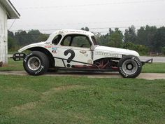 old school NASCAR Modified