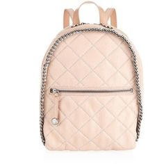 Stella McCartney Falabella faux-suede backpack