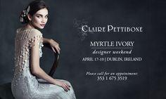 Claire Pettibone | Trunk Shows