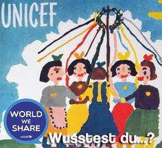 Wusstest du? www.believeinzero.at/world-we-share/wusstest-du-5/