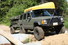 Best Jeep XJ Modifications | XJ Trailers-camping/trail rig Pictures - JeepForum.com