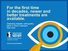 This infocard shows how detecting diabetic retinopathy early is more important than ever. Please share!