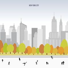 NEW YORK - CENTRAL PARK 2 » Leo Romeu