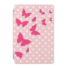 Stylish Polka Dot Butterflies